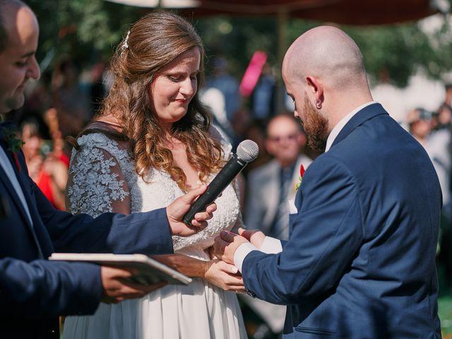 La boda de Aitor y Mª Jesus en La Manga Del Mar Menor, Murcia 51
