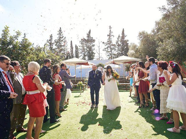 La boda de Aitor y Mª Jesus en La Manga Del Mar Menor, Murcia 52