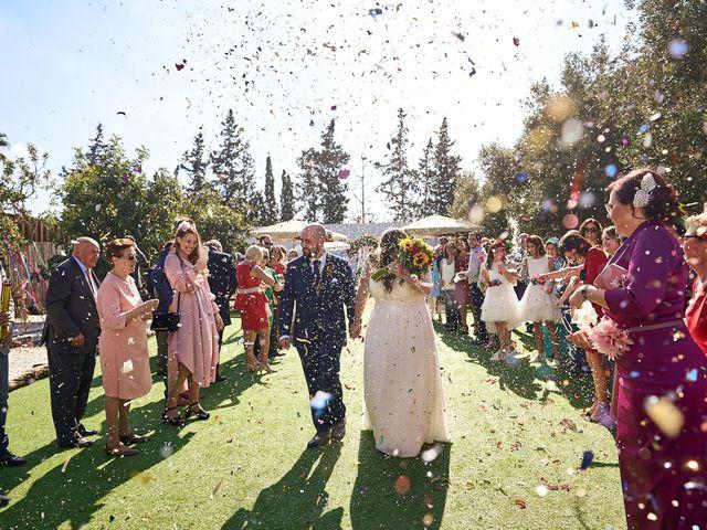 La boda de Aitor y Mª Jesus en La Manga Del Mar Menor, Murcia 53