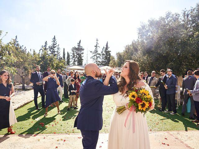 La boda de Aitor y Mª Jesus en La Manga Del Mar Menor, Murcia 54