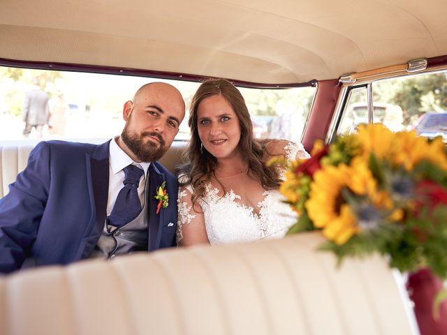 La boda de Aitor y Mª Jesus en La Manga Del Mar Menor, Murcia 57