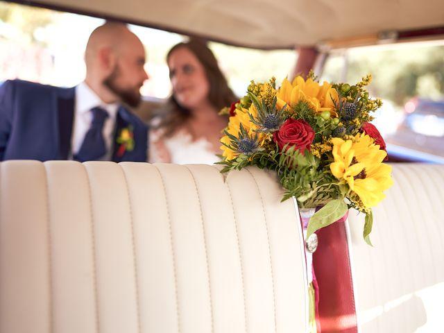 La boda de Aitor y Mª Jesus en La Manga Del Mar Menor, Murcia 1