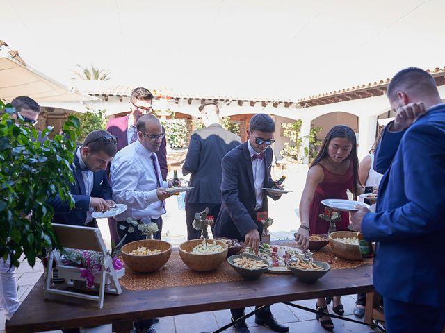 La boda de Aitor y Mª Jesus en La Manga Del Mar Menor, Murcia 59