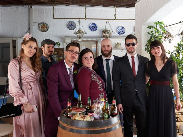 La boda de Aitor y Mª Jesus en La Manga Del Mar Menor, Murcia 61
