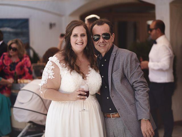 La boda de Aitor y Mª Jesus en La Manga Del Mar Menor, Murcia 62