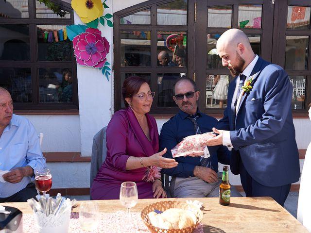 La boda de Aitor y Mª Jesus en La Manga Del Mar Menor, Murcia 63