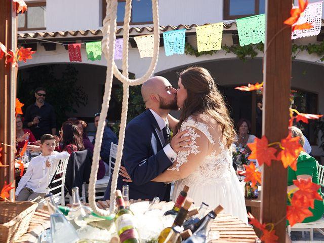 La boda de Aitor y Mª Jesus en La Manga Del Mar Menor, Murcia 66