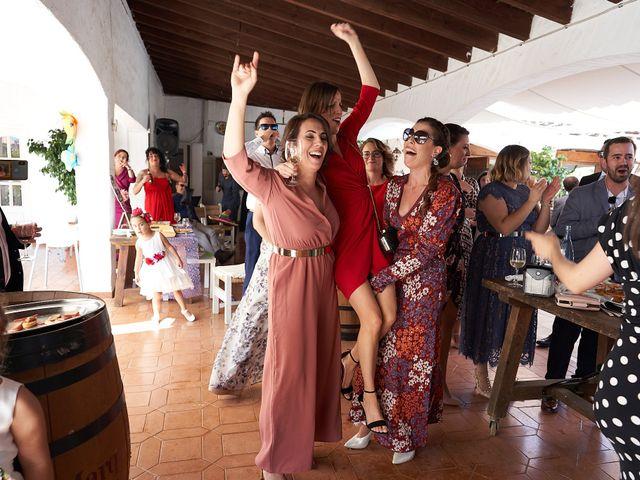 La boda de Aitor y Mª Jesus en La Manga Del Mar Menor, Murcia 67