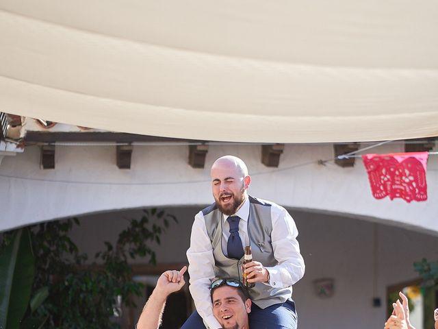 La boda de Aitor y Mª Jesus en La Manga Del Mar Menor, Murcia 73
