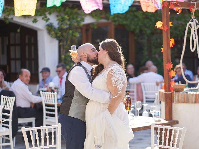 La boda de Aitor y Mª Jesus en La Manga Del Mar Menor, Murcia 74