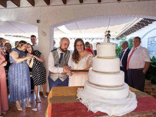 La boda de Aitor y Mª Jesus en La Manga Del Mar Menor, Murcia 75