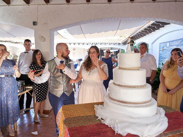 La boda de Aitor y Mª Jesus en La Manga Del Mar Menor, Murcia 77