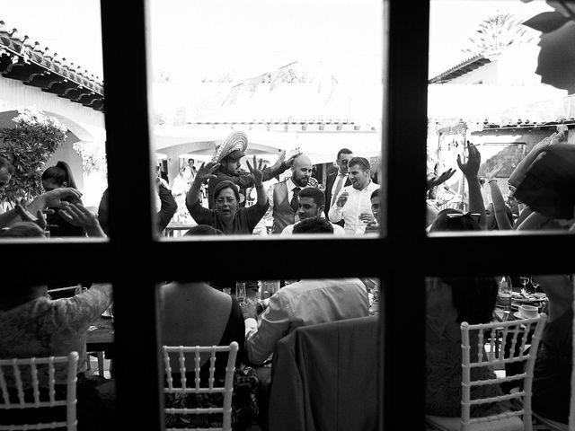 La boda de Aitor y Mª Jesus en La Manga Del Mar Menor, Murcia 78
