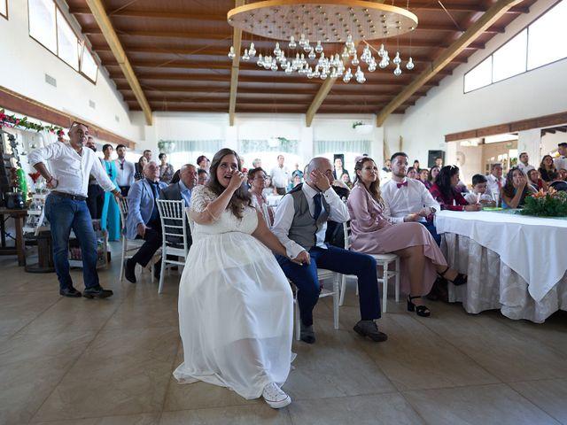 La boda de Aitor y Mª Jesus en La Manga Del Mar Menor, Murcia 80