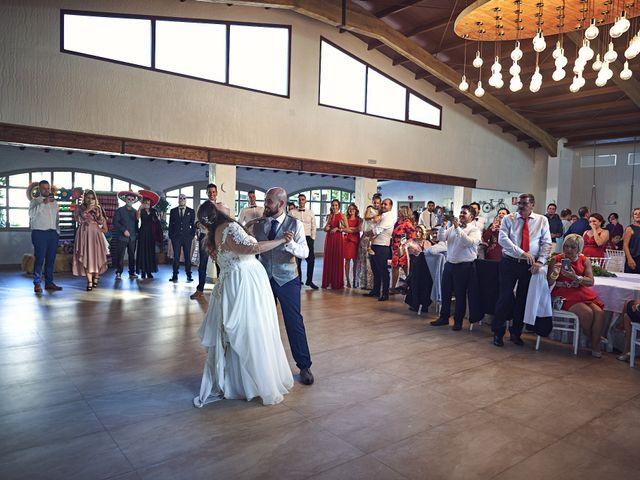 La boda de Aitor y Mª Jesus en La Manga Del Mar Menor, Murcia 81