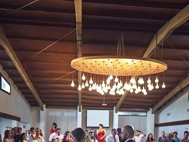La boda de Aitor y Mª Jesus en La Manga Del Mar Menor, Murcia 82