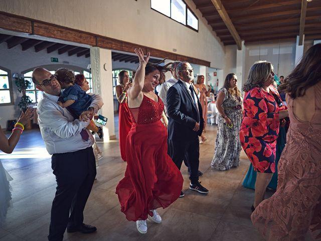 La boda de Aitor y Mª Jesus en La Manga Del Mar Menor, Murcia 85