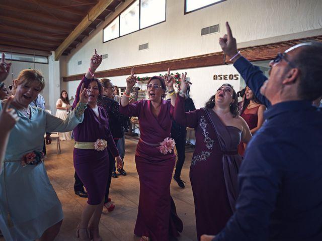 La boda de Aitor y Mª Jesus en La Manga Del Mar Menor, Murcia 86