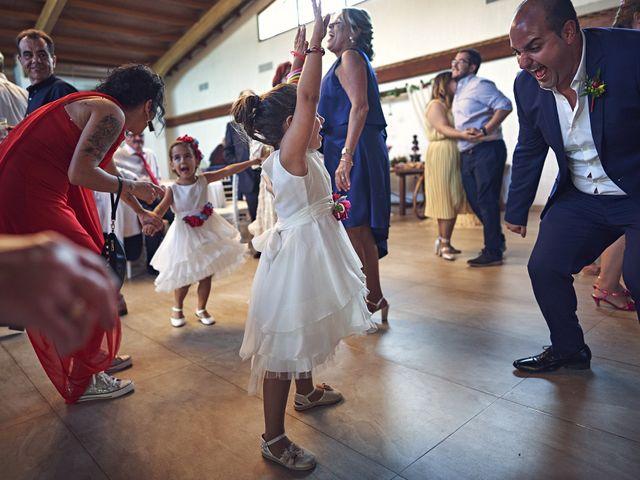 La boda de Aitor y Mª Jesus en La Manga Del Mar Menor, Murcia 87