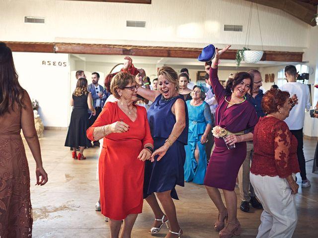 La boda de Aitor y Mª Jesus en La Manga Del Mar Menor, Murcia 91