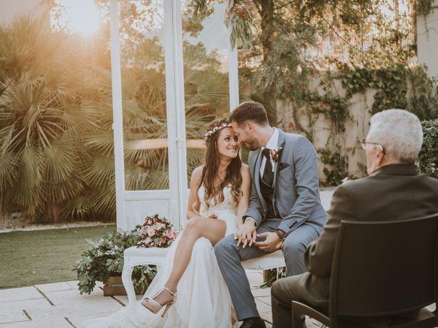 La boda de Roberto y Jennifer en Elda, Alicante 1