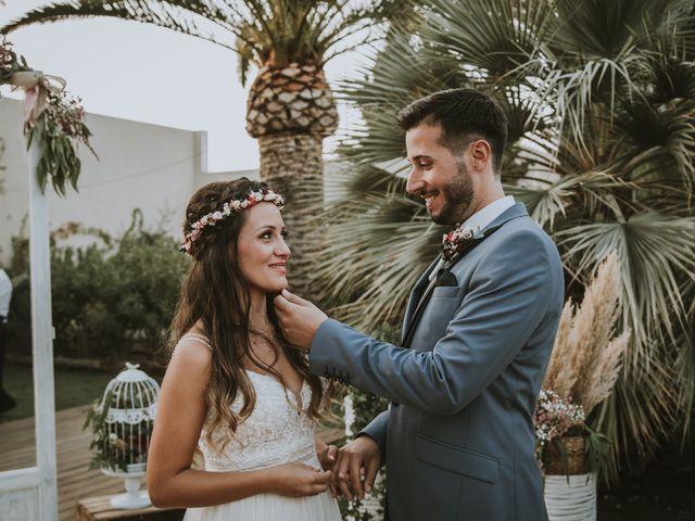 La boda de Roberto y Jennifer en Elda, Alicante 13
