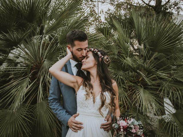 La boda de Jennifer y Roberto