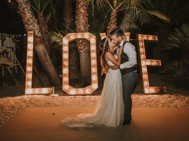 La boda de Roberto y Jennifer en Elda, Alicante 2