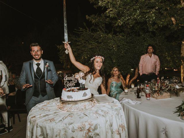 La boda de Roberto y Jennifer en Elda, Alicante 20