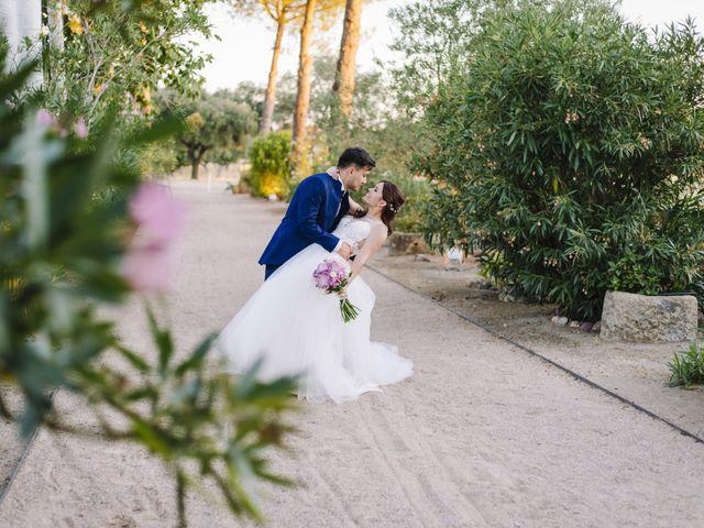 La boda de Cristina y Fabián