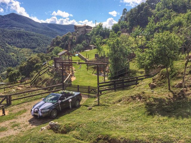 La boda de Mark y Irene en Lleida, Lleida 13