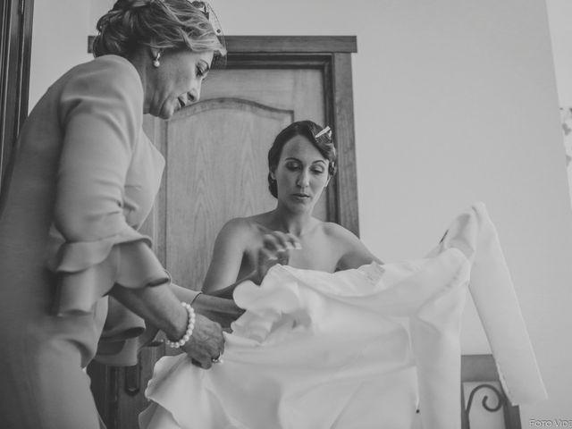 La boda de Jose y Noelia en Herrera Del Duque, Badajoz 12