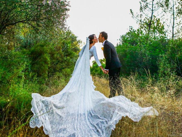 La boda de Jose y Noelia en Herrera Del Duque, Badajoz 19