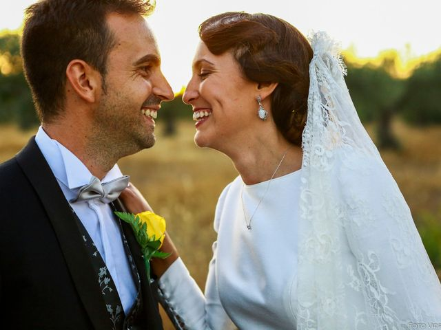La boda de Jose y Noelia en Herrera Del Duque, Badajoz 1