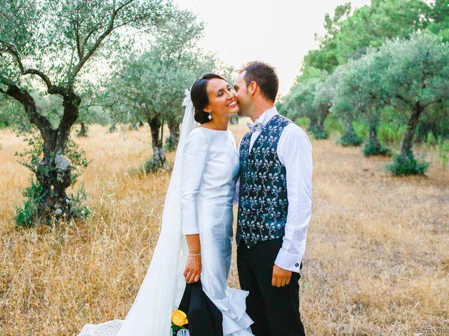 La boda de Jose y Noelia en Herrera Del Duque, Badajoz 2