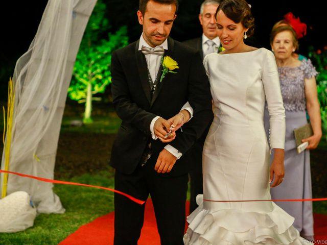 La boda de Jose y Noelia en Herrera Del Duque, Badajoz 25