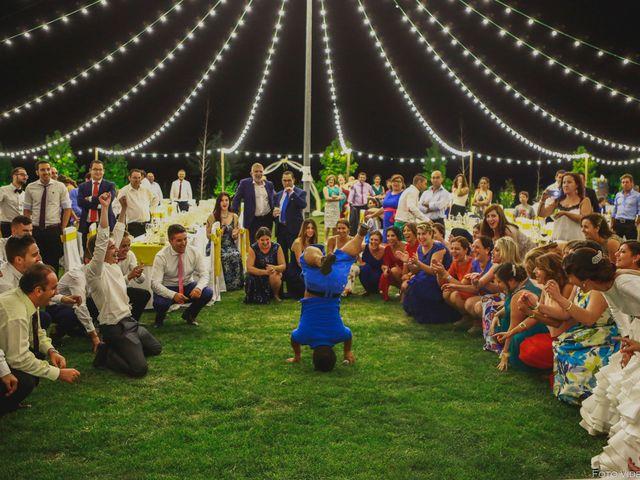 La boda de Jose y Noelia en Herrera Del Duque, Badajoz 29