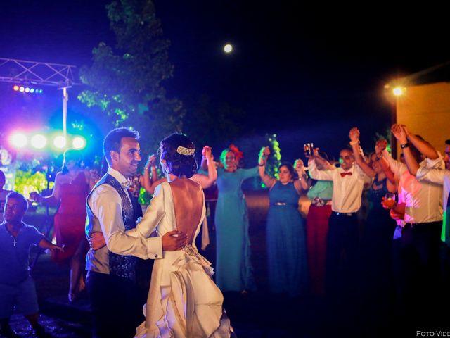La boda de Jose y Noelia en Herrera Del Duque, Badajoz 30