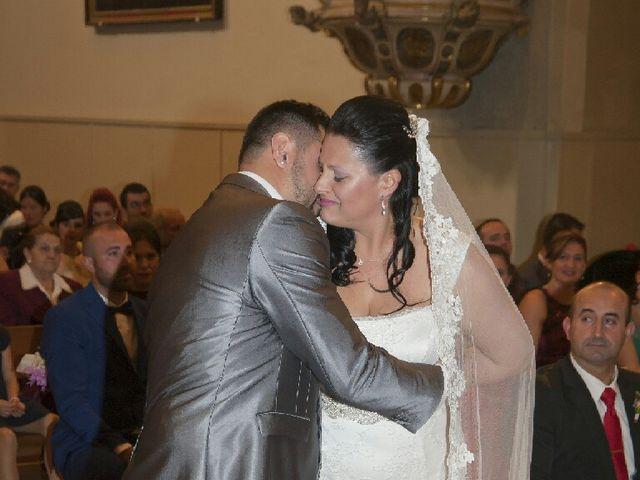 La boda de Miguel Angel y Noelia en Zaragoza, Zaragoza 9