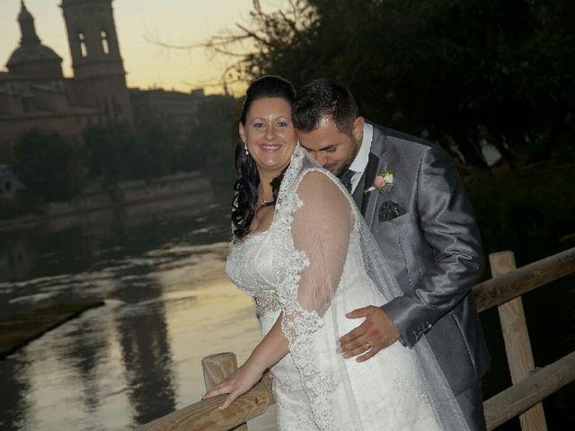 La boda de Miguel Angel y Noelia en Zaragoza, Zaragoza 14