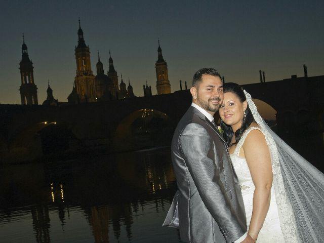 La boda de Miguel Angel y Noelia en Zaragoza, Zaragoza 15