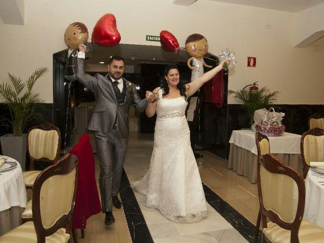 La boda de Miguel Angel y Noelia en Zaragoza, Zaragoza 16