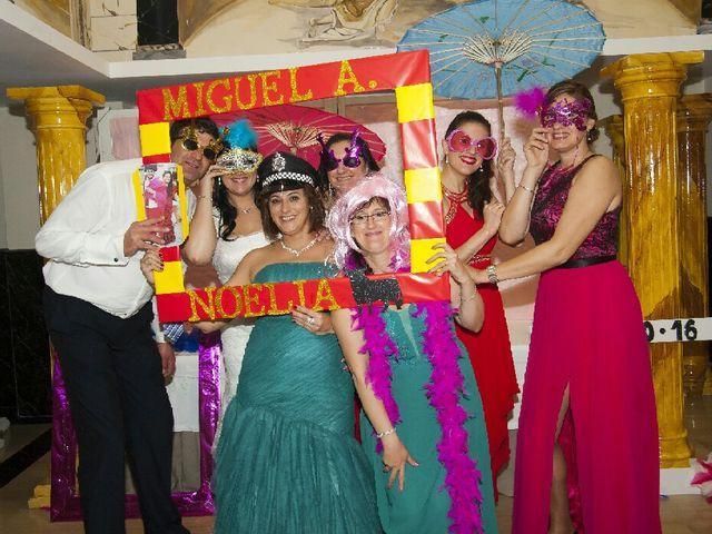 La boda de Miguel Angel y Noelia en Zaragoza, Zaragoza 21