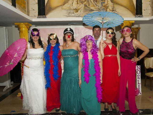 La boda de Miguel Angel y Noelia en Zaragoza, Zaragoza 22