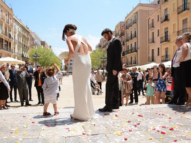 La boda de Ana y Migue