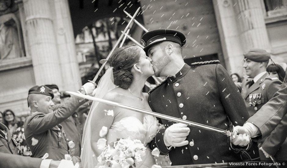 La boda de Miguel y Marta en La Pobla De Farnals, Valencia