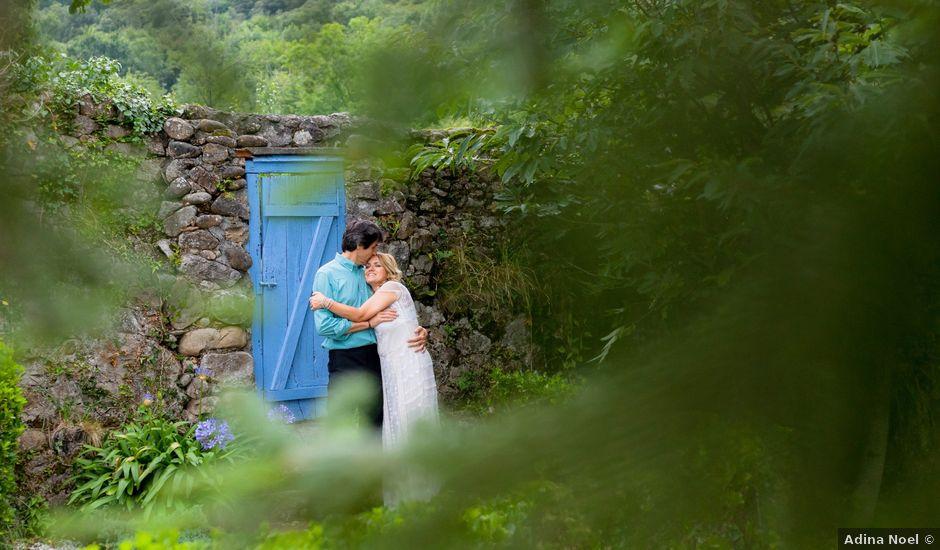 La boda de Thomas y Katia en Valle De Ruesga, Cantabria