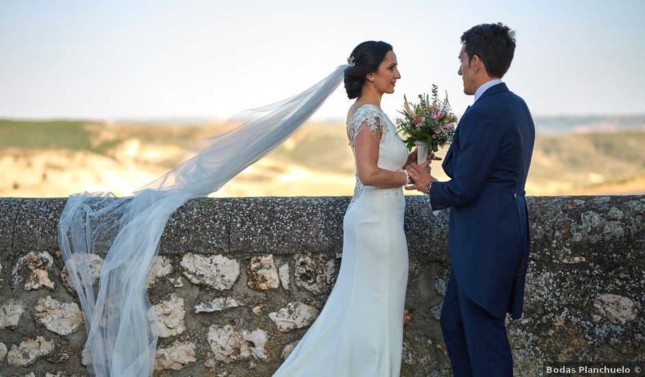 La boda de Marcelo y Mónica en Cogolludo, Guadalajara