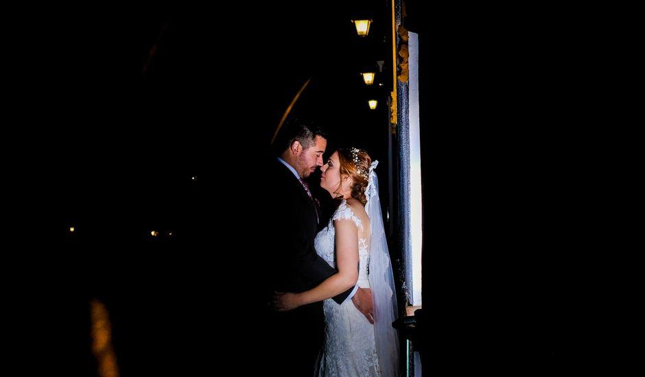 La boda de Javier y Patricia en Hinojosa Del Valle, Badajoz