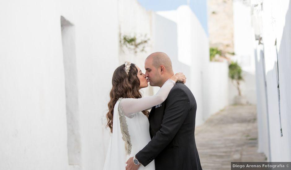 La boda de Andrés y Leticia en Ubrique, Cádiz